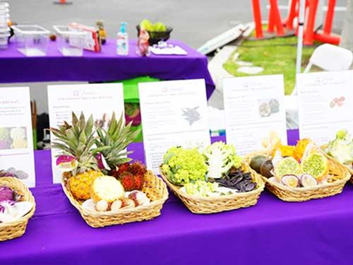Frieda's Provides 'Edible Obstacle' at the Los Alamitos Sugar Beet Festival