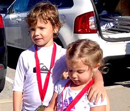Pure Flavor Sponsors the Leamington Triathlon and Kids of Steel Triathlon