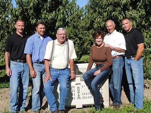The Douglas Family Growers