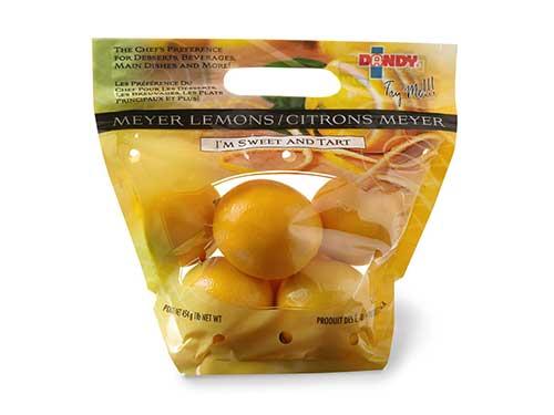 Duda Farm Fresh Foods Launching into its New Zealand Meyer Lemon Season