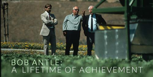 Bob Antle Lifetime of Achievment